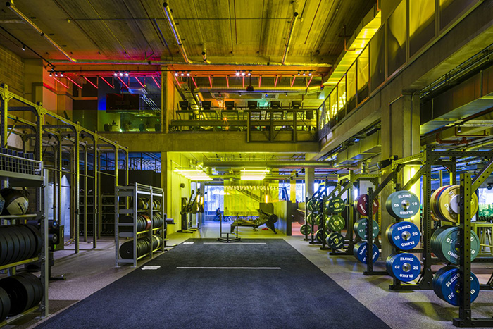 Top 10 gyms in london