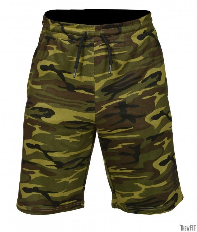 Gym Shorts - Camo