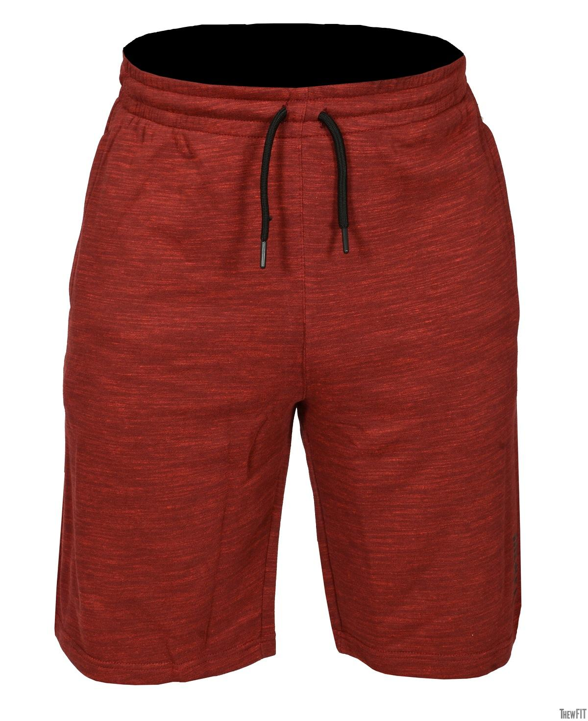Gym Shorts - Red