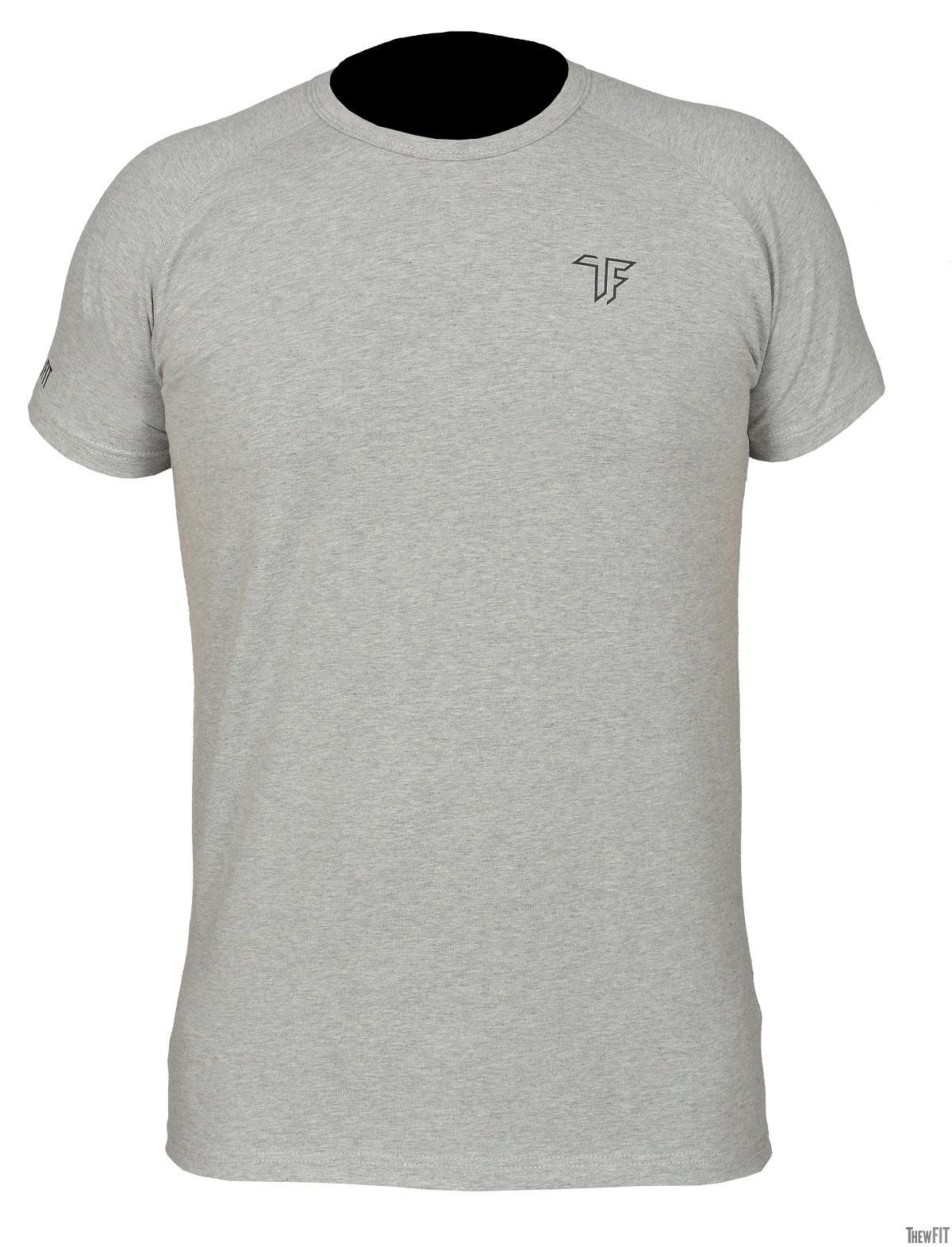 Gym T-Shirt - Grey