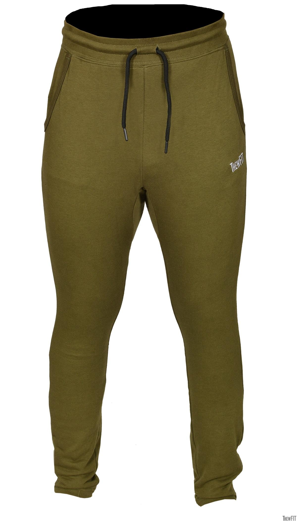 Performance Joggers - Khaki
