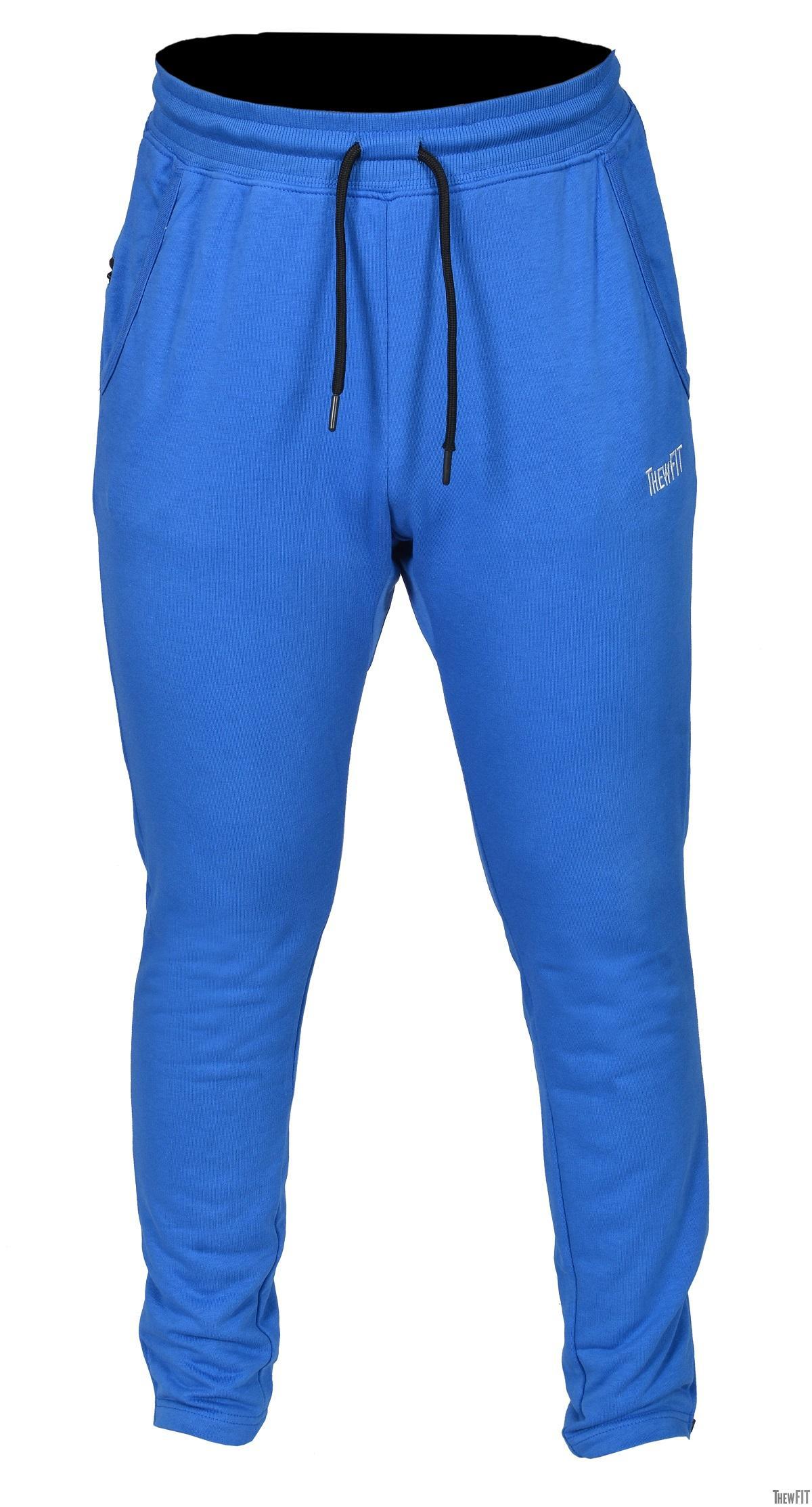 Performance Joggers - Royal Blue